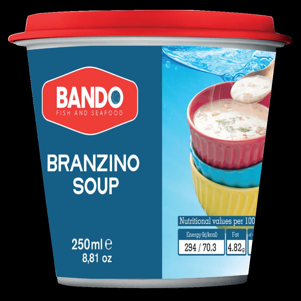 Branzino Soup